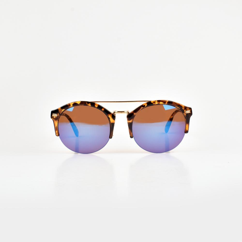 MB Women's Round Club Sunglasses Eyewear MB Traders