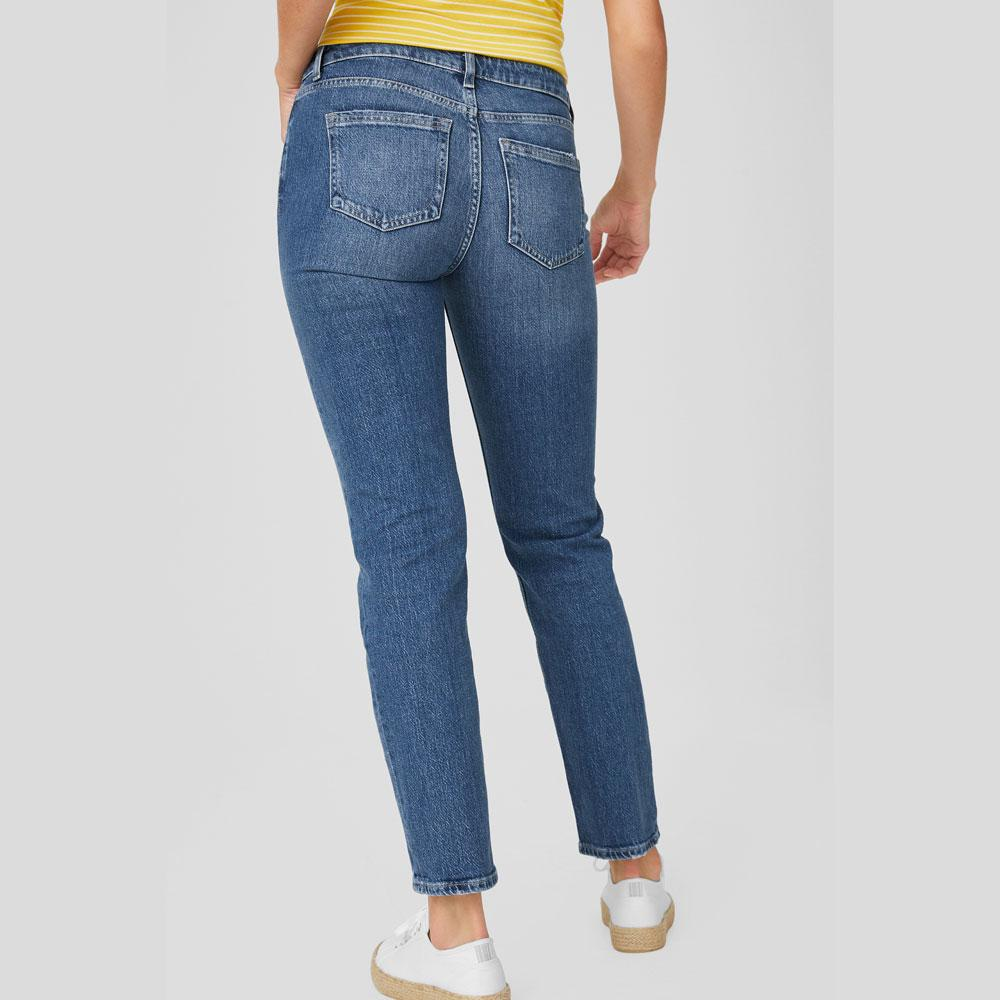 LGG Women's Paramus Straight Fit Denim Women's Denim SRK