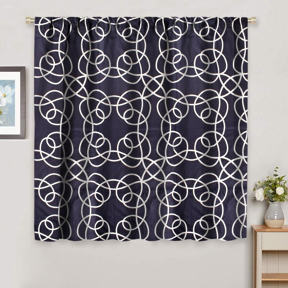 Dorma Resort Thermal Blackout Pencil Pleat One Piece Pocket Curtain Curtain MB Traders W-66 x L-72 Inches