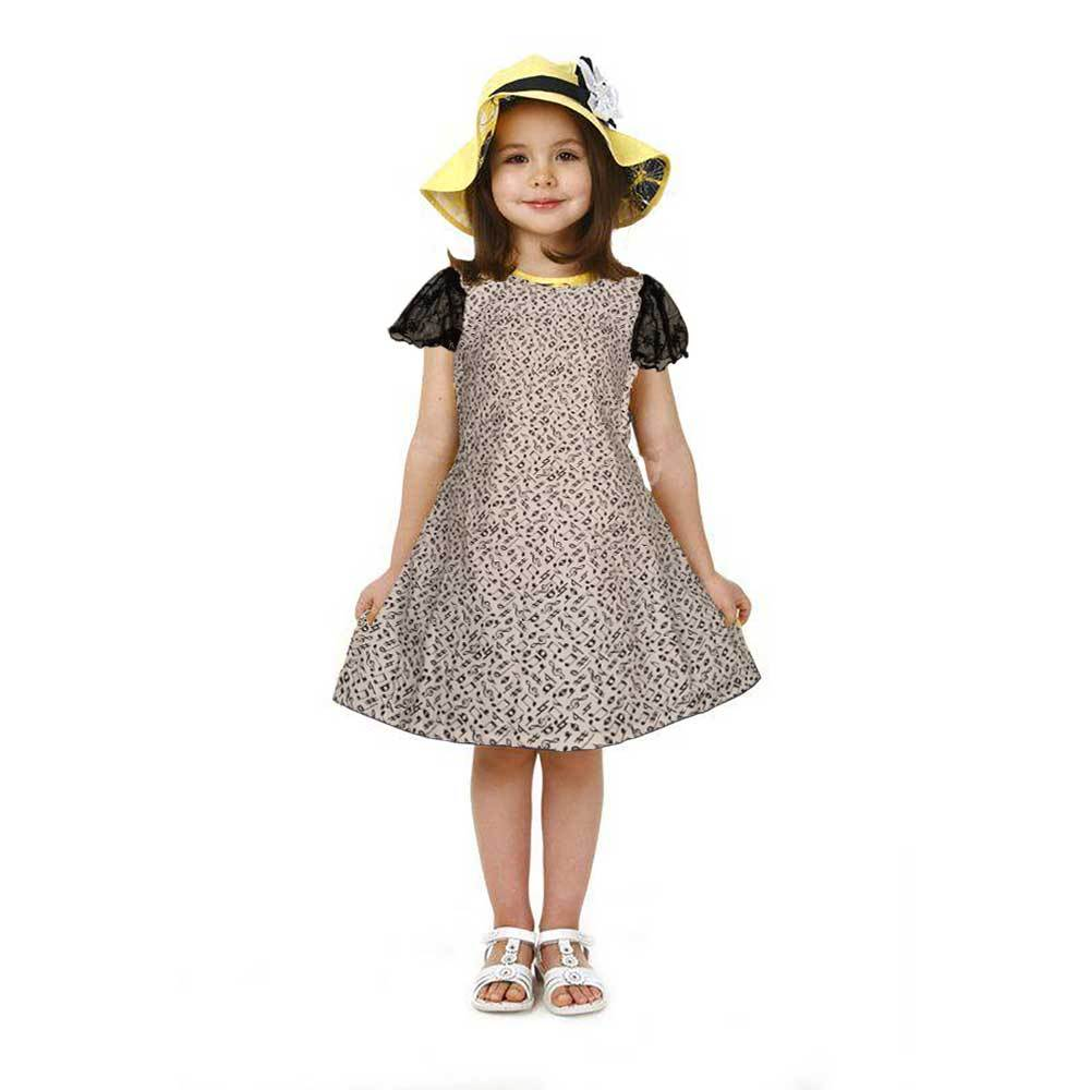 Safina Kid's Baltimore Short Sleeve Frock Girl's Frock Bohotique 2-3 Years