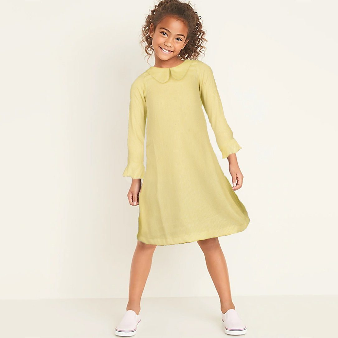 Safina Kid's Ethereal Long Sleeve Frock Girl's Frock Bohotique 2-3 Years