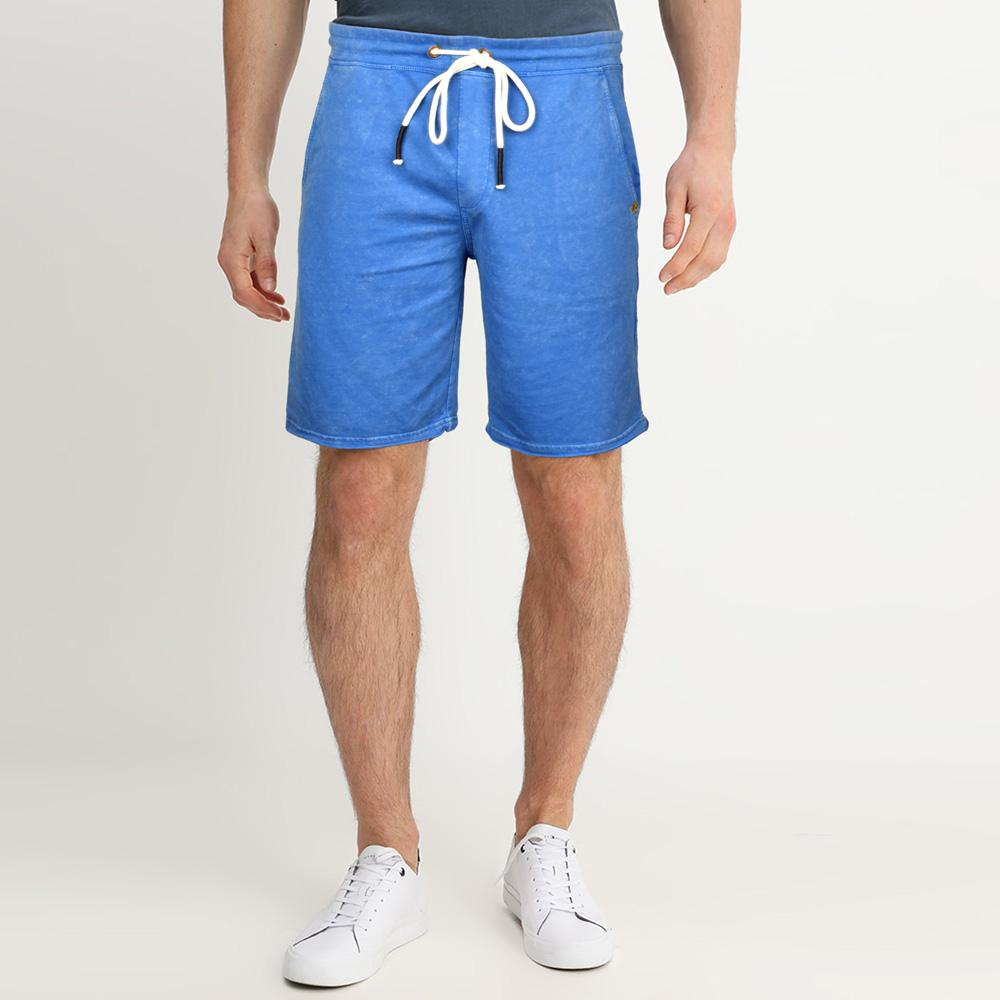 MRHK Men's Comfy Terry Shorts Men's Shorts MAJ Blue S
