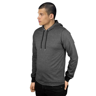 Abaza Cut Label Men's Pullover Hoodie Men's Pullover Hoodie First Choice Charcoal S