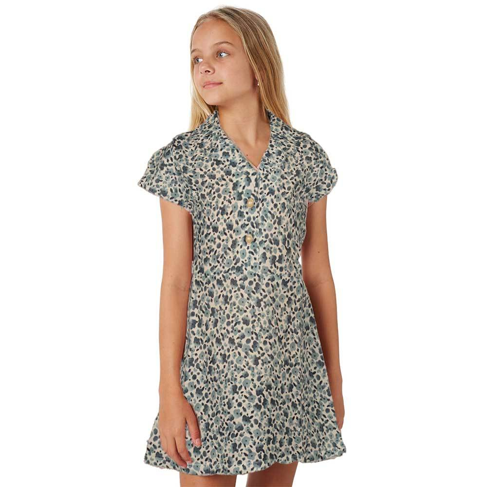 Safina Kid's Minneapolis Short Sleeve Frock Girl's Frock Bohotique