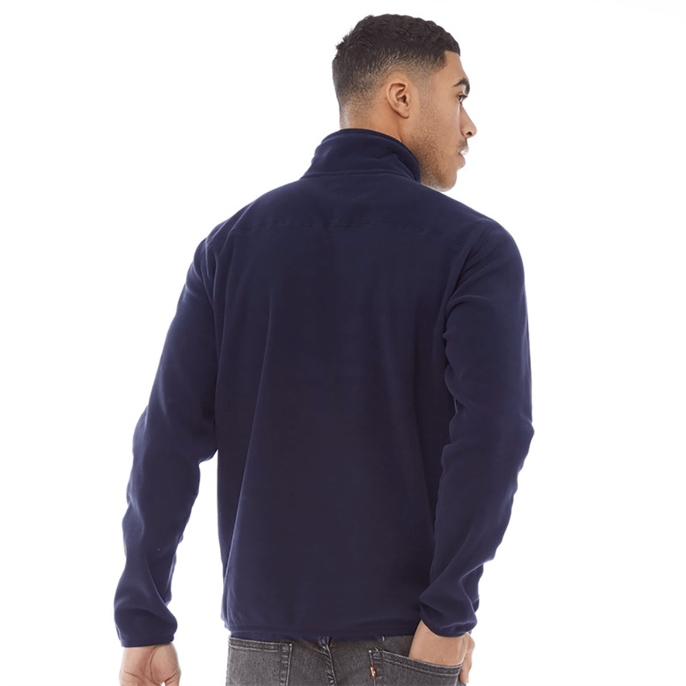 BRP Men's 2-21A20 1/4 Polar Fleece Sweatshirt Men's Sweat Shirt Image