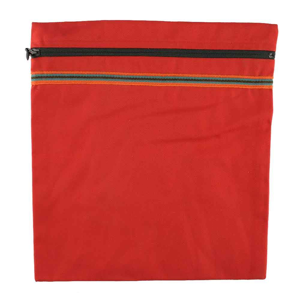 Polo Republica Stationary Zip Case Zip Case Polo Republica Red 4x10