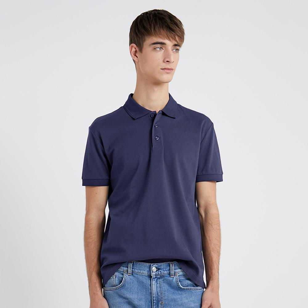 PTW Men's Classy Polo Shirt Men's Polo Shirt Image Navy S