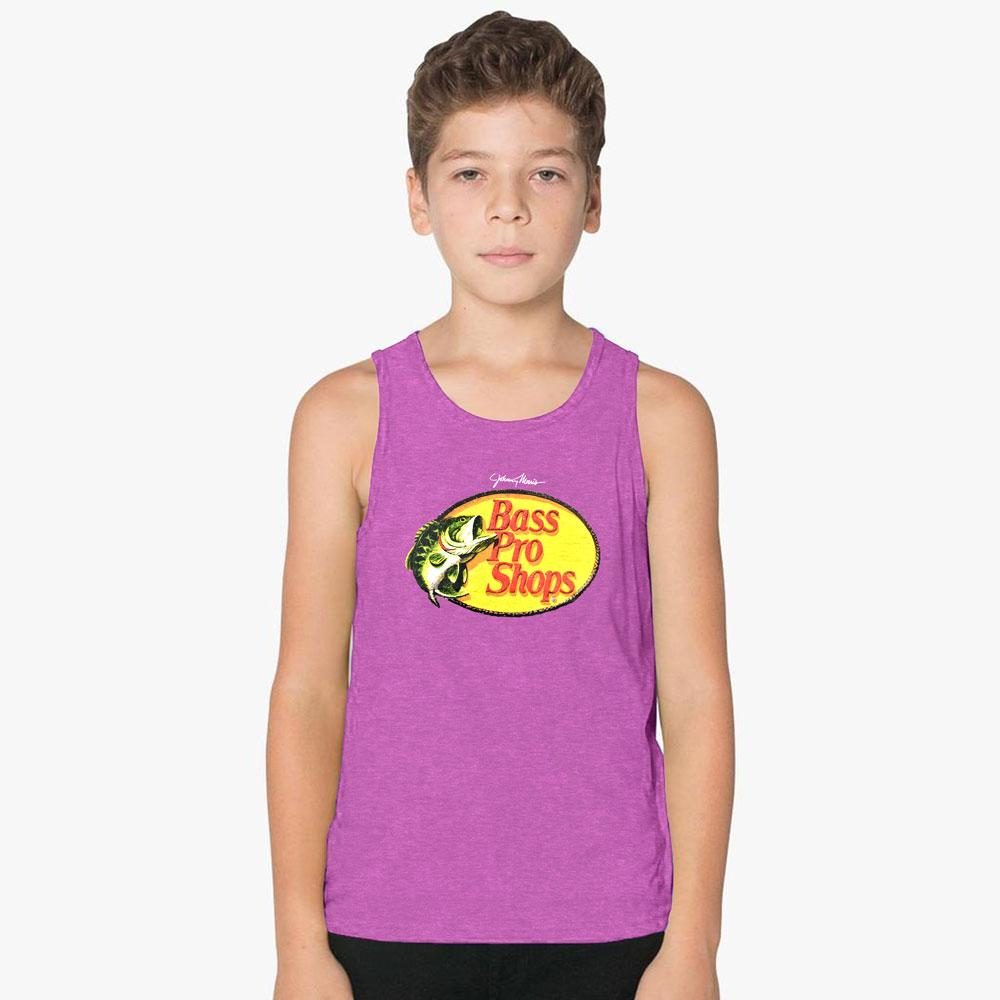 BPS Cut Label Kid's Sleeveless Vest Kid's Underwear MAJ Purple 2T