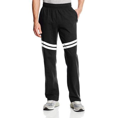 Poler Men's Comfortable Panel Trousers Men's Trousers IBT Black White S