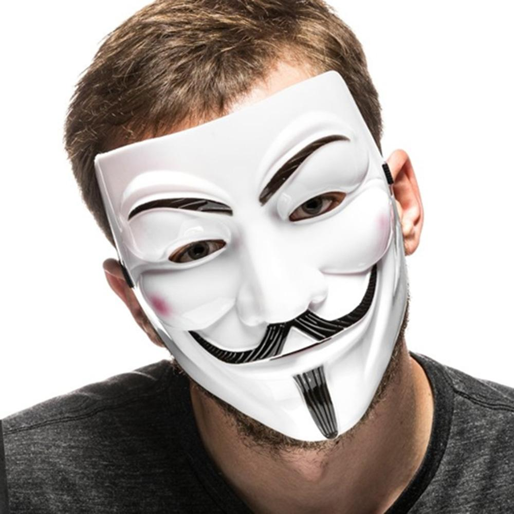 V for Vendetta Kid's Comic Face Mask
