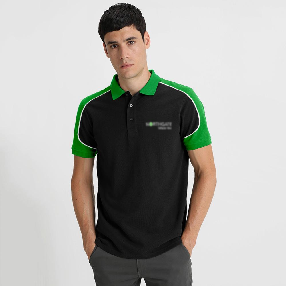 North Gate Classic Pique Polo Shirt Men's Polo Shirt Image XS