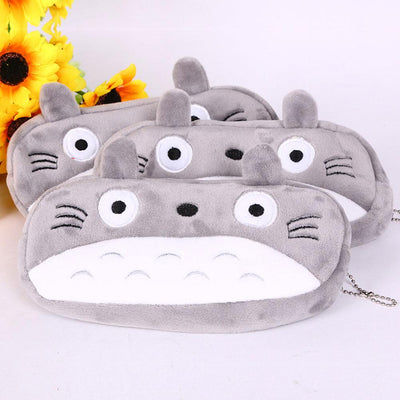 Cartoon Character Plush Zipper Coin Bag Stationary & General Accessories Sunshine China