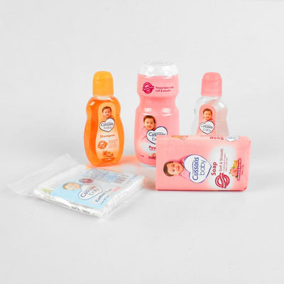 Cussons Baby 5 Pcs Gift Bag Babywear ALN