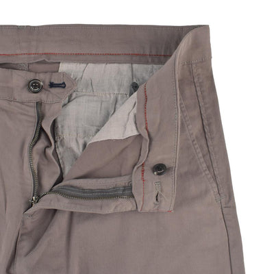 ZR Sport Masdour Skinny Grey Chino Pants Men's Chino IBC