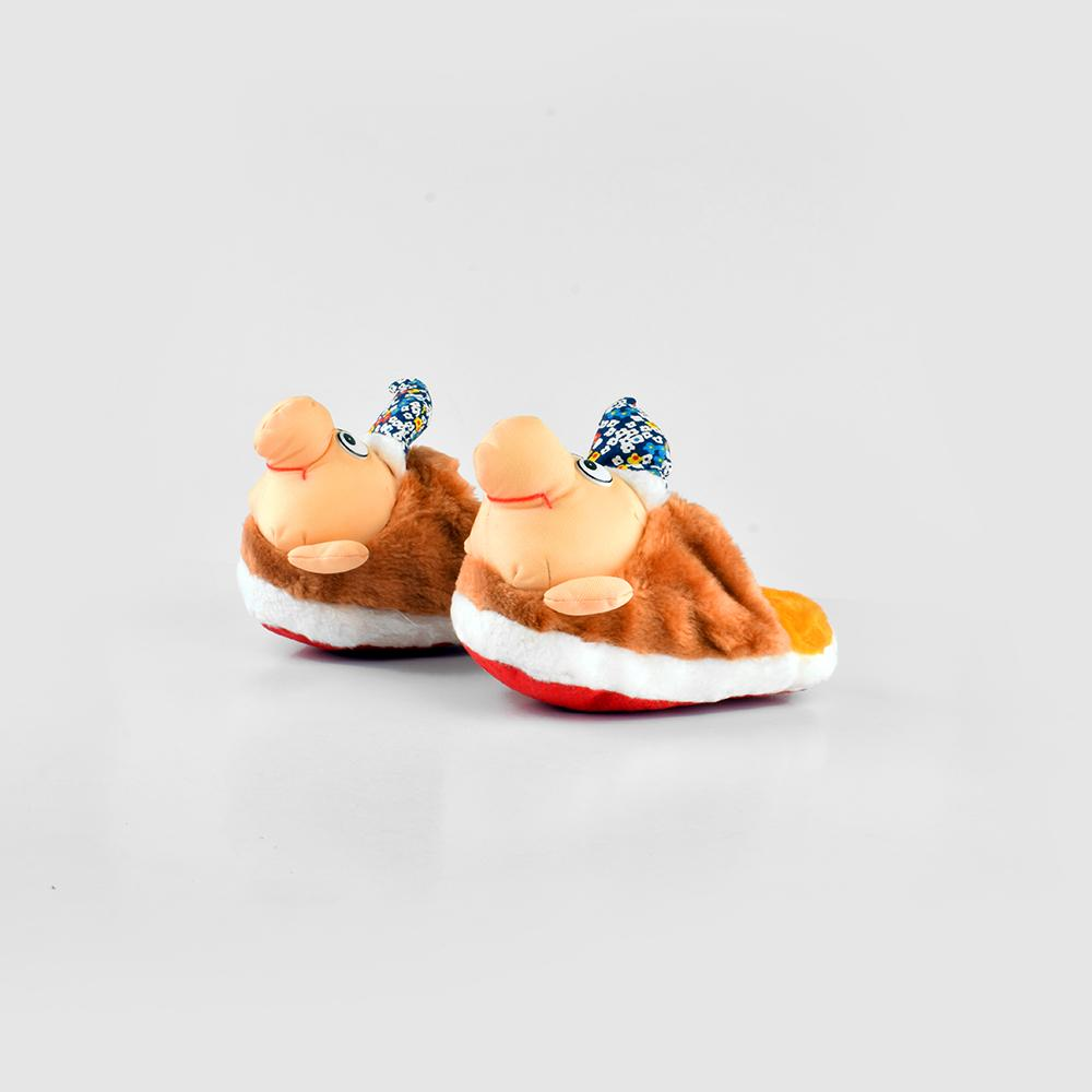 ANF Smurfs Shape Plush Slippers Boy's Shoes ANF