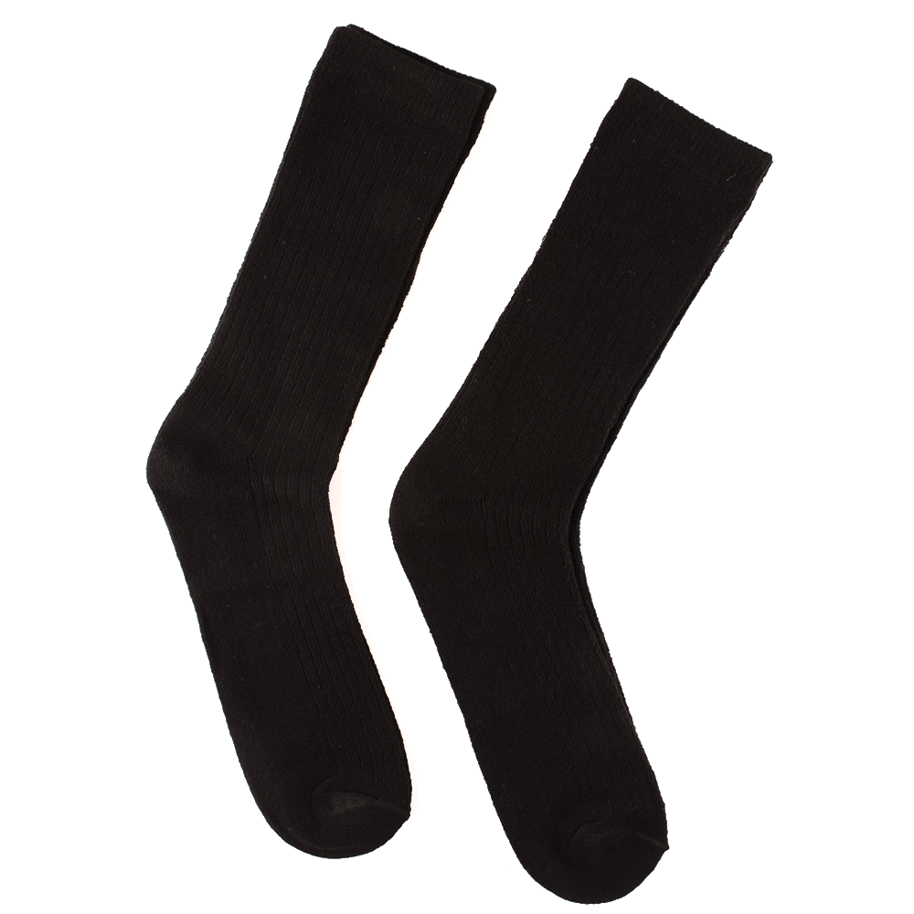 Polo Republica Kid's 37-28A20 2 Pair Crew Socks Socks RKI EUR 27-31