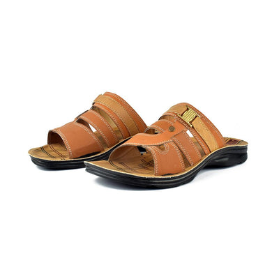 Hpral Men's Fernana PU Sole Comfort Slippers Men's Shoes Hpral EUR 39