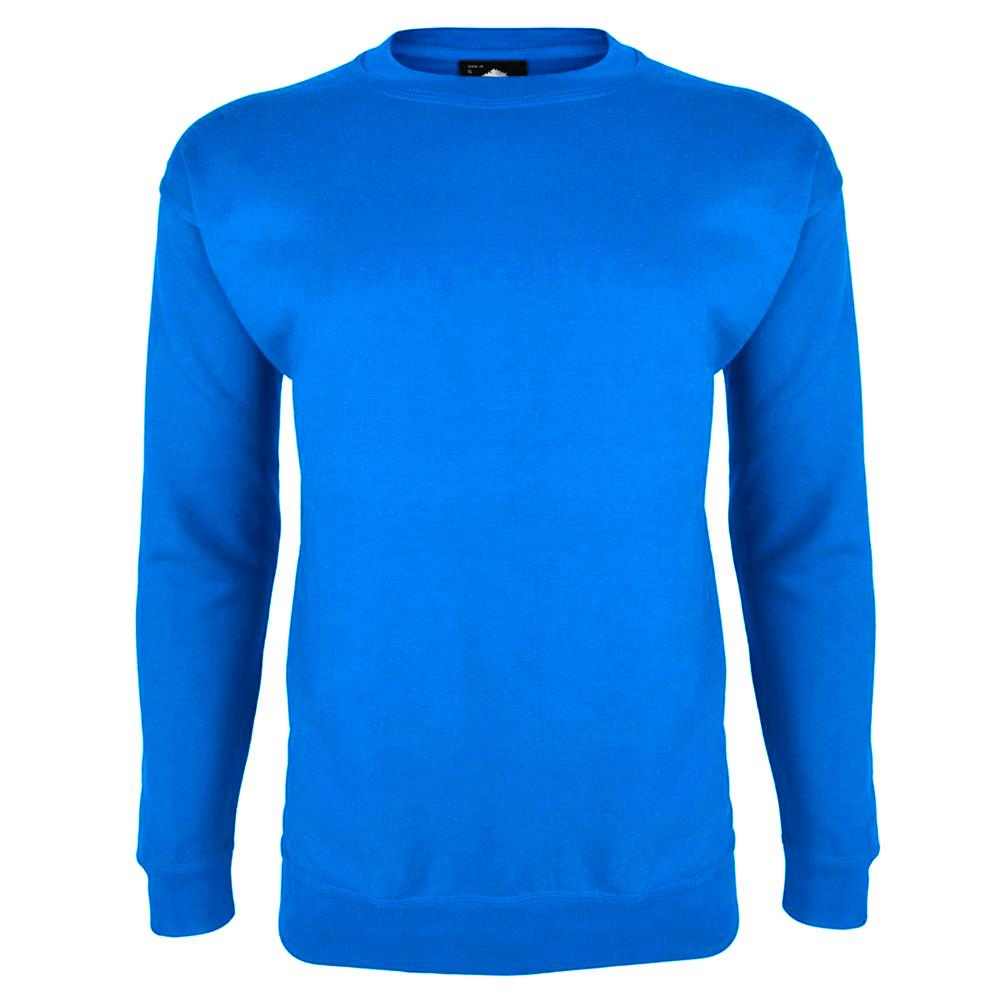 Kitrose Sweat Shirt Men's Sweat Shirt Image Blue M