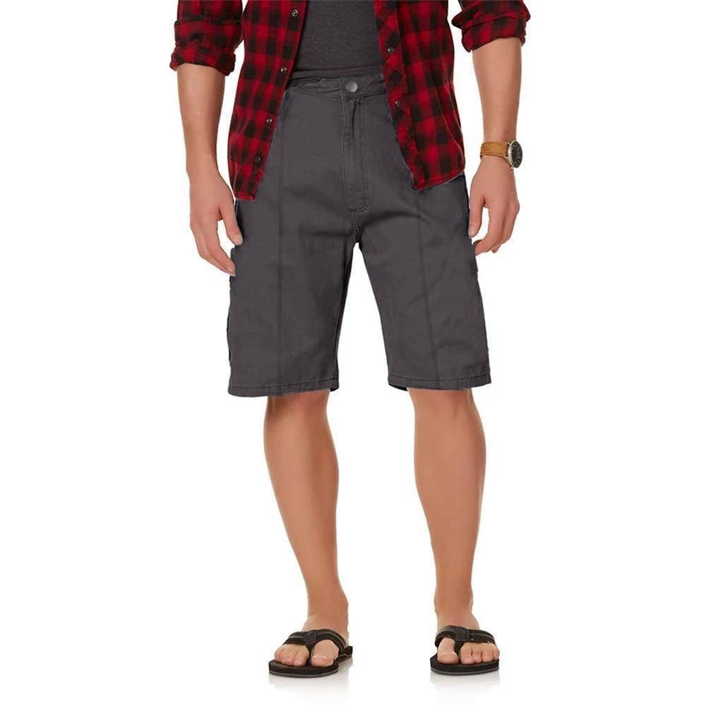 Tuffstich Men's Colorado Cargo Shorts Men's Shorts Image Graphite 28 23