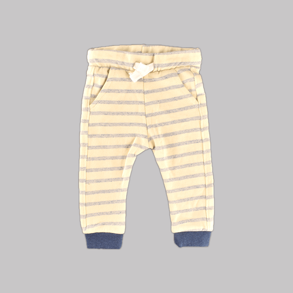 ZR Kids Snazzy Terry Jogger Pants Boy's Trousers First Choice 3-6 Months