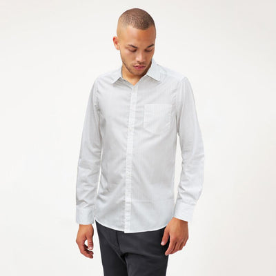 Kenneth Cole Lining Design Casual Shirt