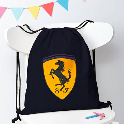 Polo Republica Amasya Drawstring Bag Drawstring Bag Polo Republica Navy