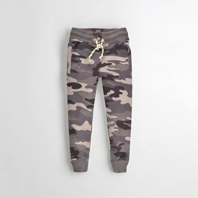 Drift King 58 Camo Design Jogger Pants Boy's Trousers First Choice 2-3 Years