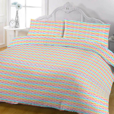ARC Iguacu Multi Color King Bed Sheet Bed Sheet ARC D2