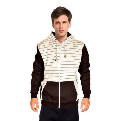 Play Zone Men's Lavish Style Zipper Hoodie Men's Zipper Hoodie NMA S