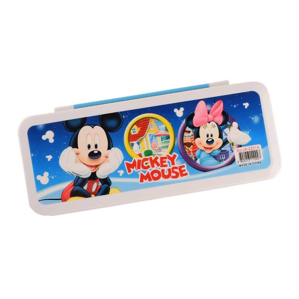 ANF Kid's Mickey Mouse Stationary Pencil Box Stationary & General Accessories ANF