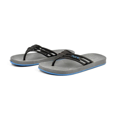 Hpral Men's Burzaco Flip Flop Men's Shoes Hpral Grey EUR 40