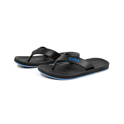Hpral Men's Milli Balcarce Flip Flop Men's Shoes Hpral Black EUR 40