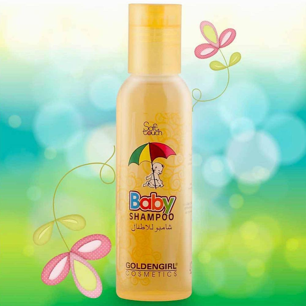 Golden Girl Soft Touch Baby Shampoo 120ml Baby Lotion Golden Girls Cosmetic