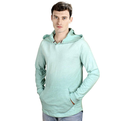 CP California Men's Dip Dyed Pullover Hoodie
