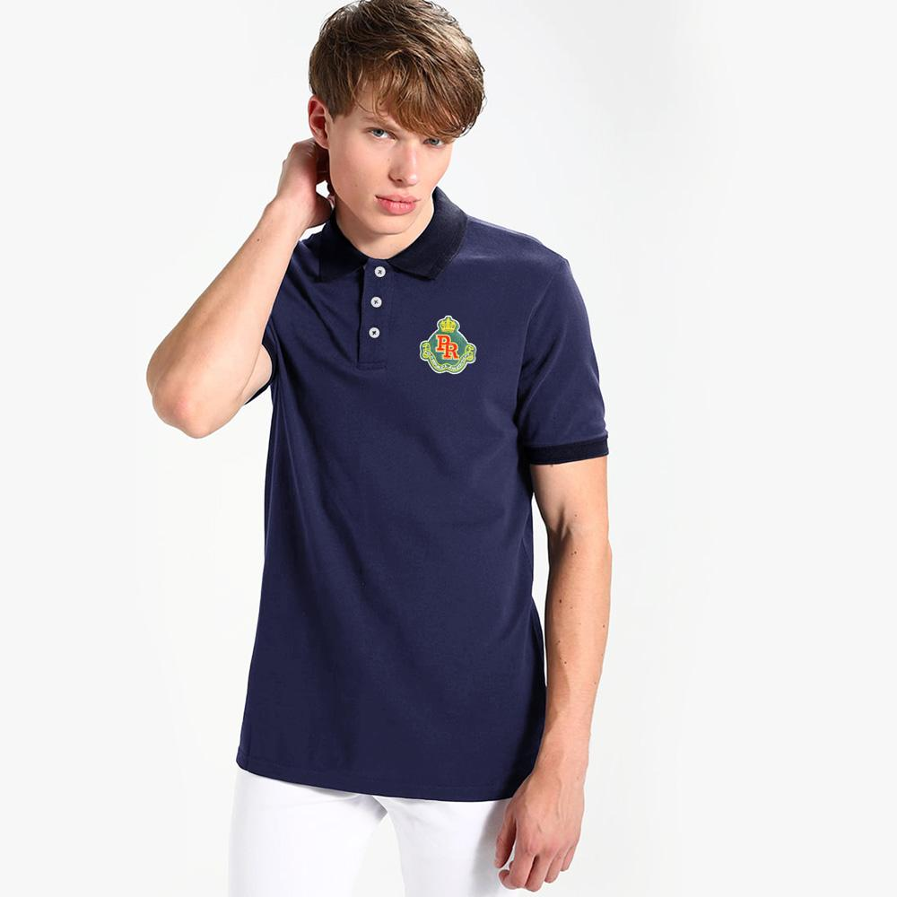 Polo Republica Athletic Depart. Polo Shirt Men's Polo Shirt Polo Republica Navy Navy S