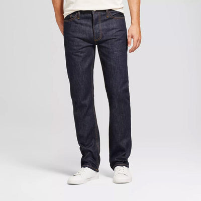 DNM Co Classic Straight Fit Denim Men's Denim SRK 30 30