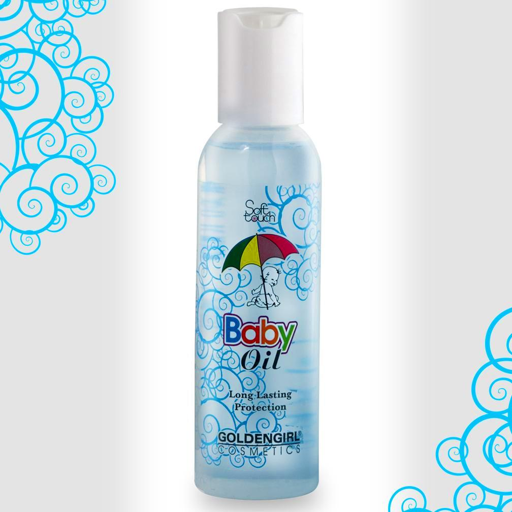 GGC Soft Touch Baby Oil 120ml