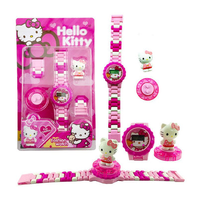 Anime Fiugres Blocks Digital Watch Stationary & General Accessories Sunshine China Hello Kitty