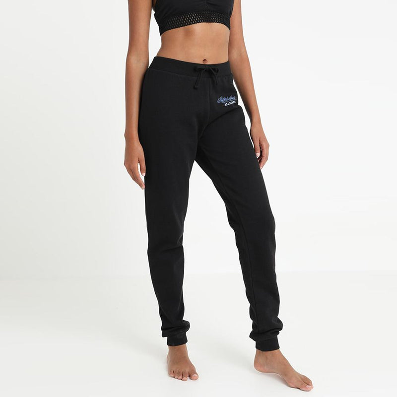 Infinity Athletic All Stars Terry Jogger Pants Women's Trousers Fiza Silver Marl XS