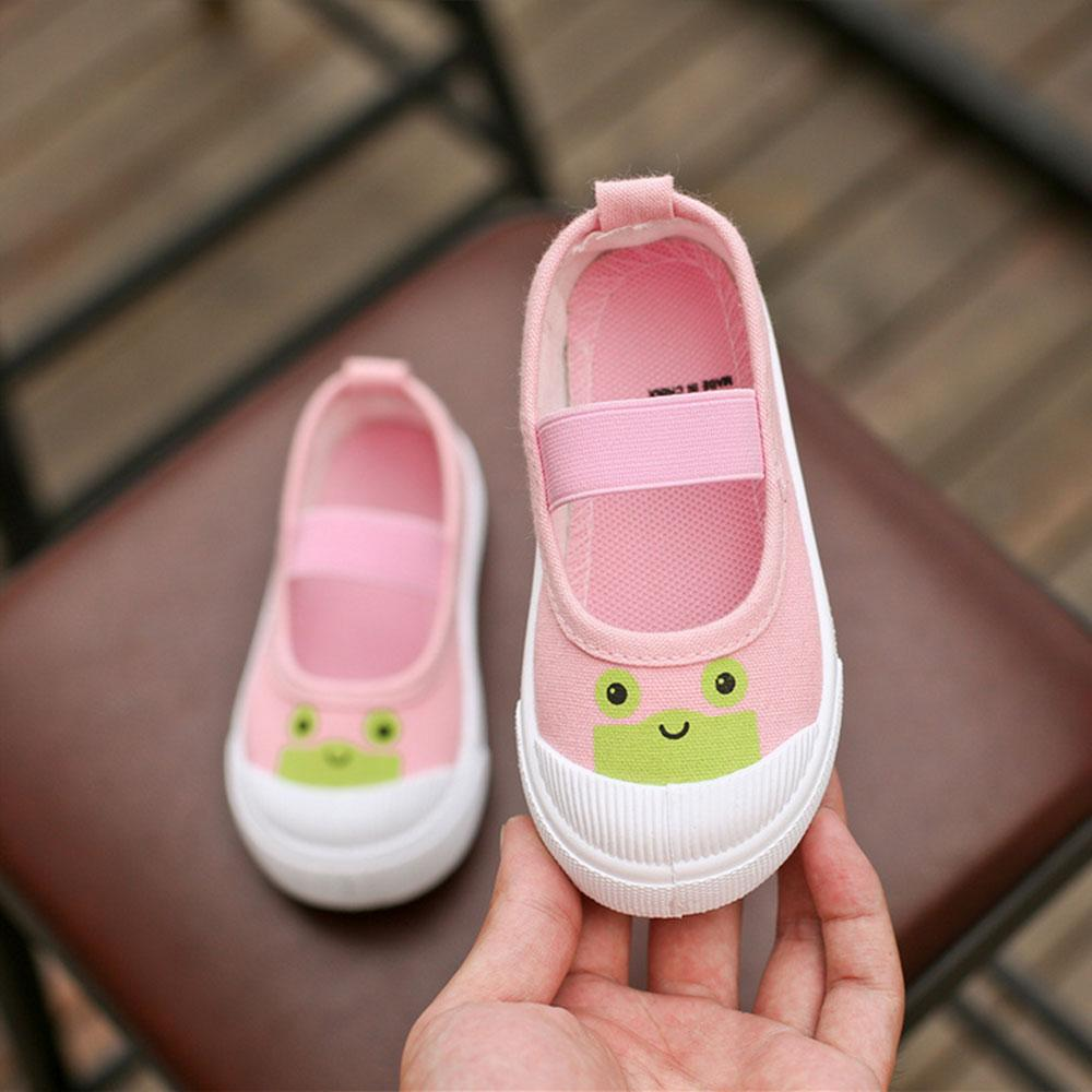 Elegant Design Kids B Quality Canvas Sandals Girl's Shoes Sunshine China