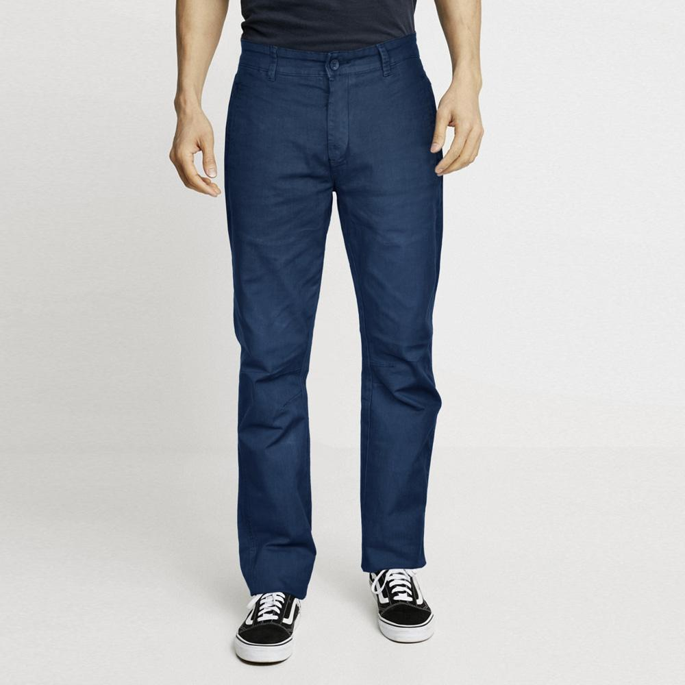 Men's Cut Label Straight Fit Chino Pants Men's Chino First Choice