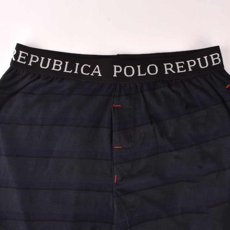 Polo Republica Men's Player's Society Leo Lounge Pants Men's Sleep Wear Polo Republica S