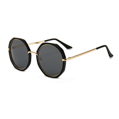 Puglia Frame Round Sunglasses Eyewear Sunshine China