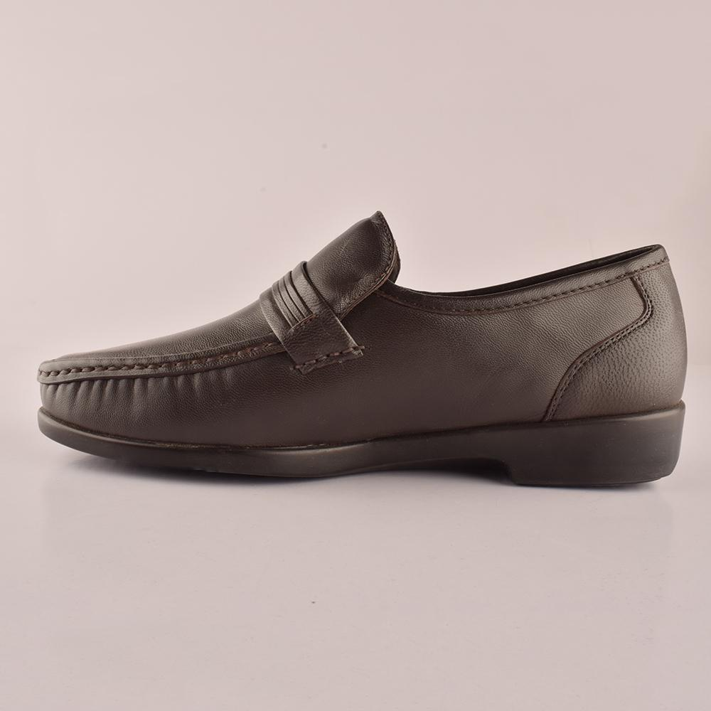 Desiderio S-Z Formal Strap Genuine Leather Shoes