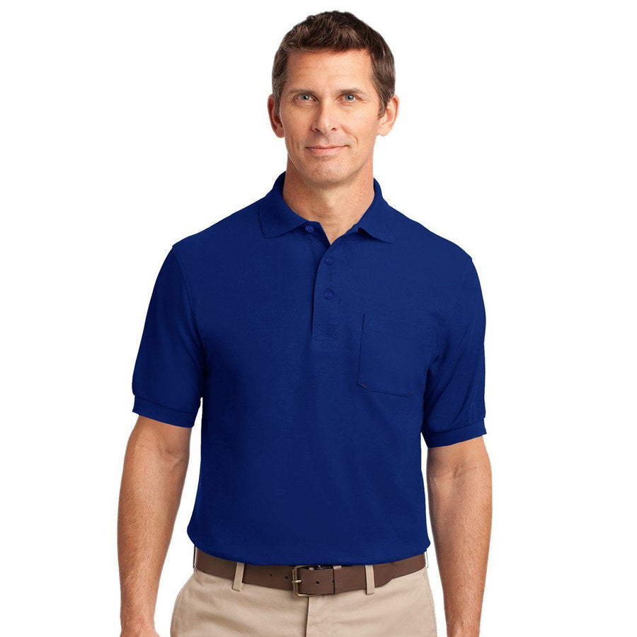 HRCK Apica Short Sleeve Polo Shirt
