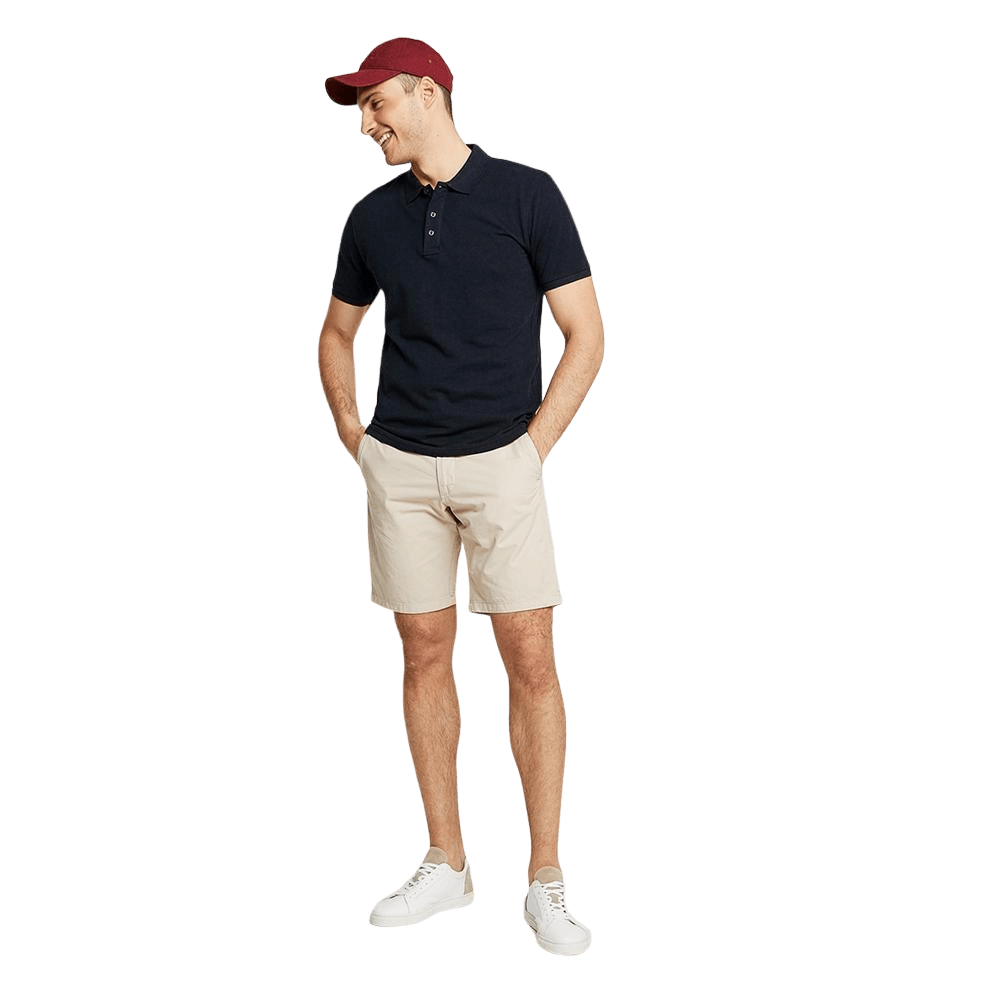 Platic Short Sleeve with Minor Fault Polo Shirt Minor Fault Image
