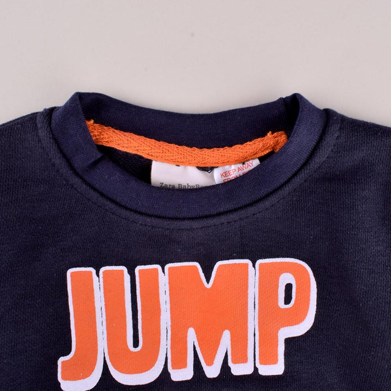 ZR Kid's Jump Now Terry Sweat Shirt