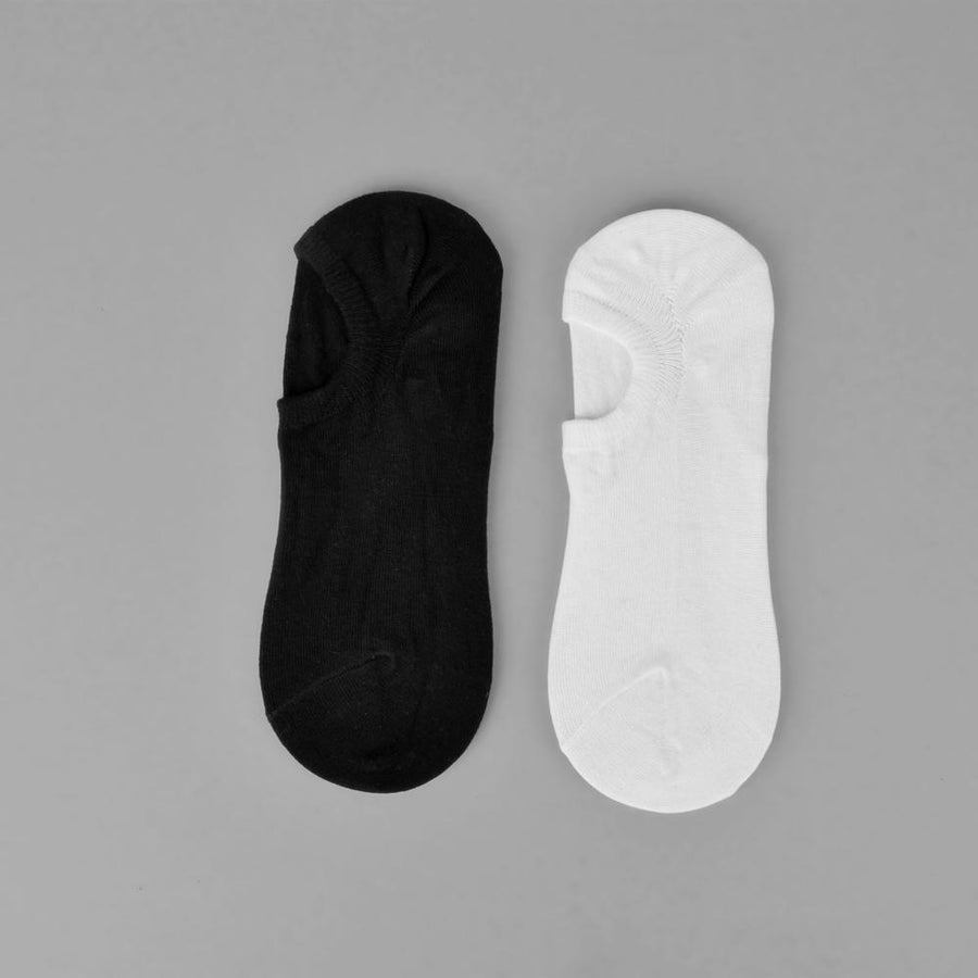 Polo Republica Assorted Pack Of Two Pairs No Show Socks