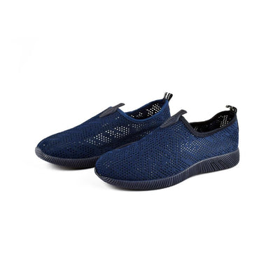 Women's Sabtawlad Breathable Canvas Shoes Women's Shoes Sunshine China Navy EUR 35