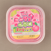 HDY Kid's Colorful Fluffy Slime Box Toy HDY Magenta